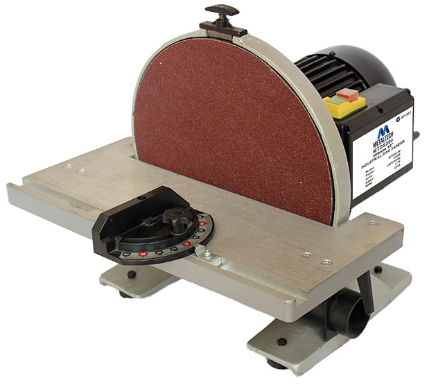 MTDS300 - Metaltech 300mm Industrial Disc Sander