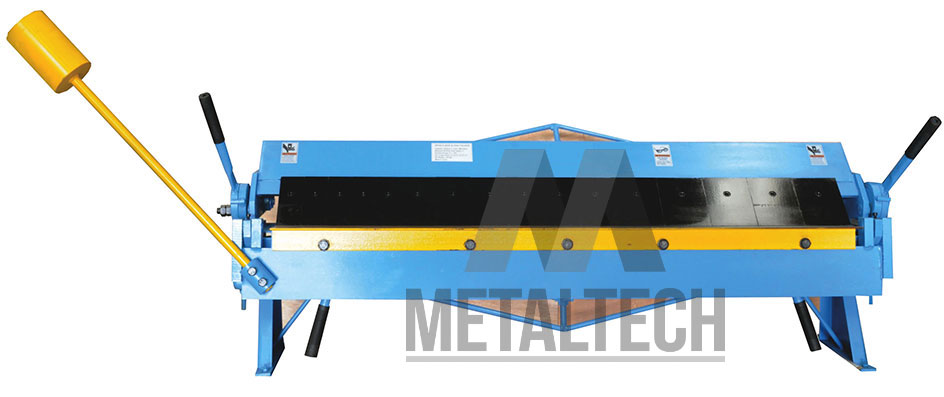 MTPB1220 - Metaltech Deluxe Bench Top Pan brake