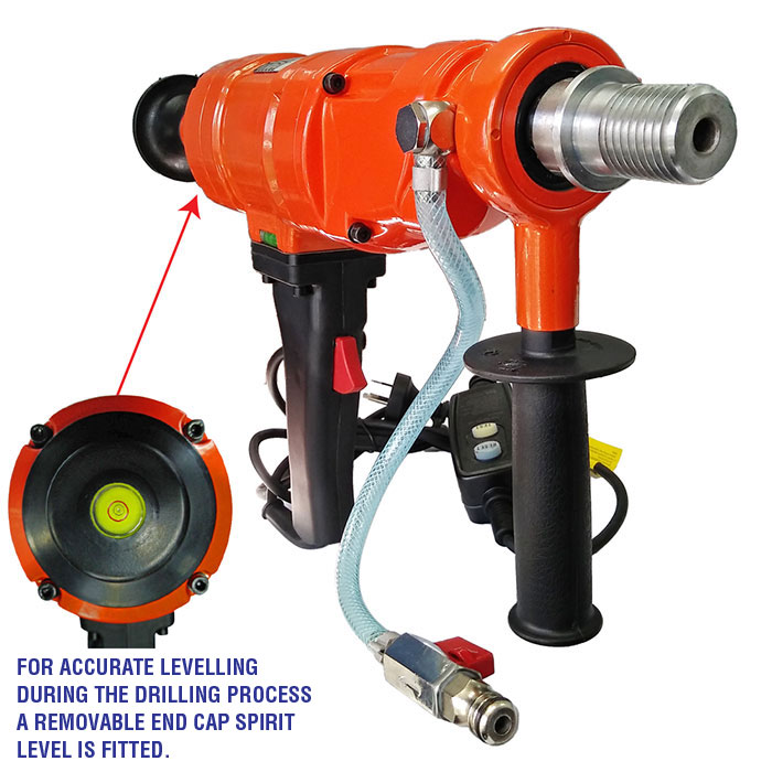 ZIZCFO280 - 1500 WATT 2 SPEED CORE DRILL